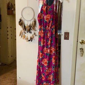 Francescas  maxi floral dress